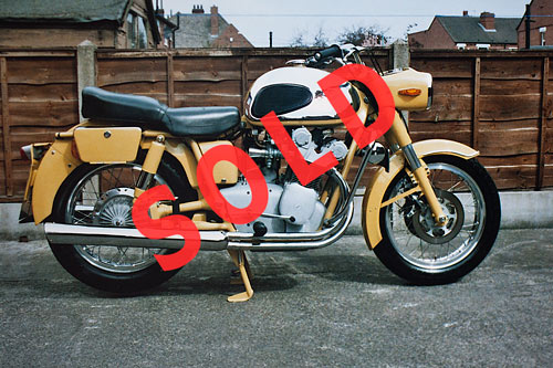 rare MV Agusta motorcycle for sale