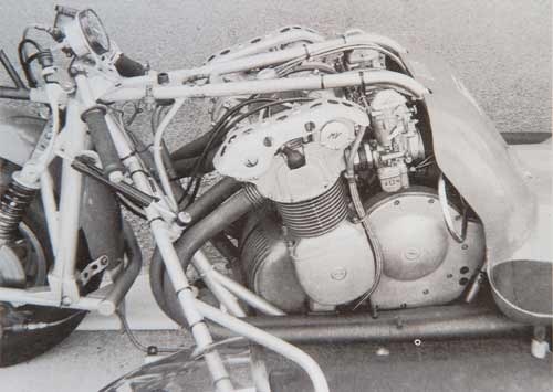 The sidecar engine